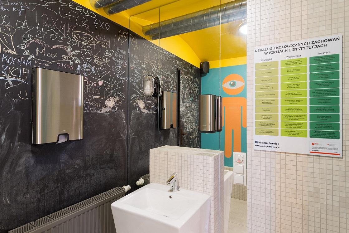 Jak Wybrać Dozownik Do łazienki W Firmie Higma Service