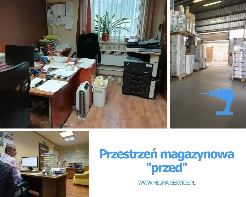 remont magazynu