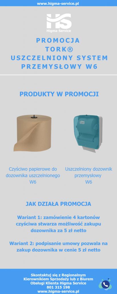 promocja w6